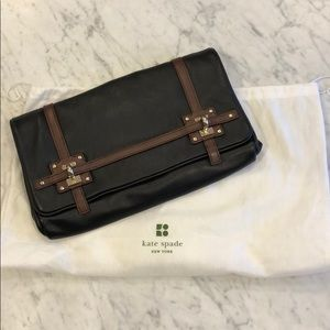 Kate Spade Convertible Clutch Hand Bag